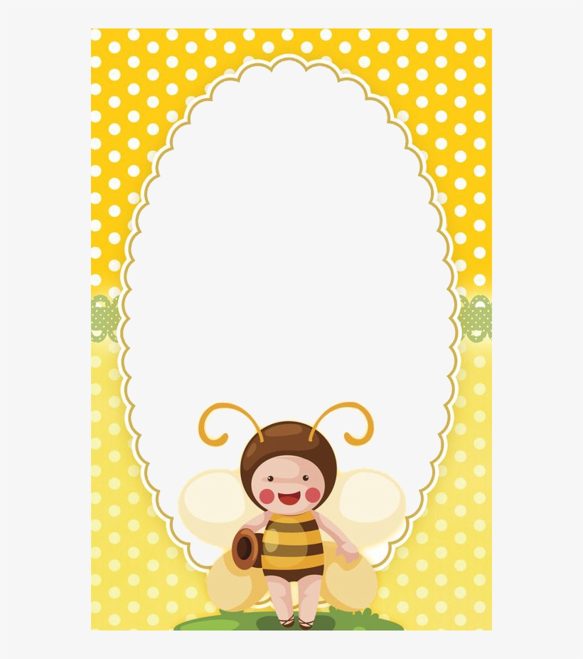 Svg Free Download Beehive Paper Party Clip Art Bee Bee Border Free Transparent Png Download Pngkey