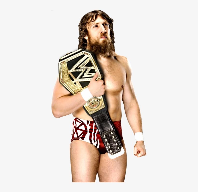 Wwe Champion Daniel Bryan - Wwe Daniel Bryan 2014 Wwe Champion, transparent png #239093