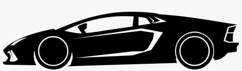 This Free Icons Png Design Of Lamborghini Silhouette Free