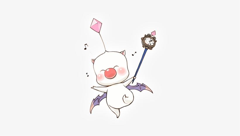 With Your Help We Can Continue Providing And Improving - Mog Final Fantasy, transparent png #2304261