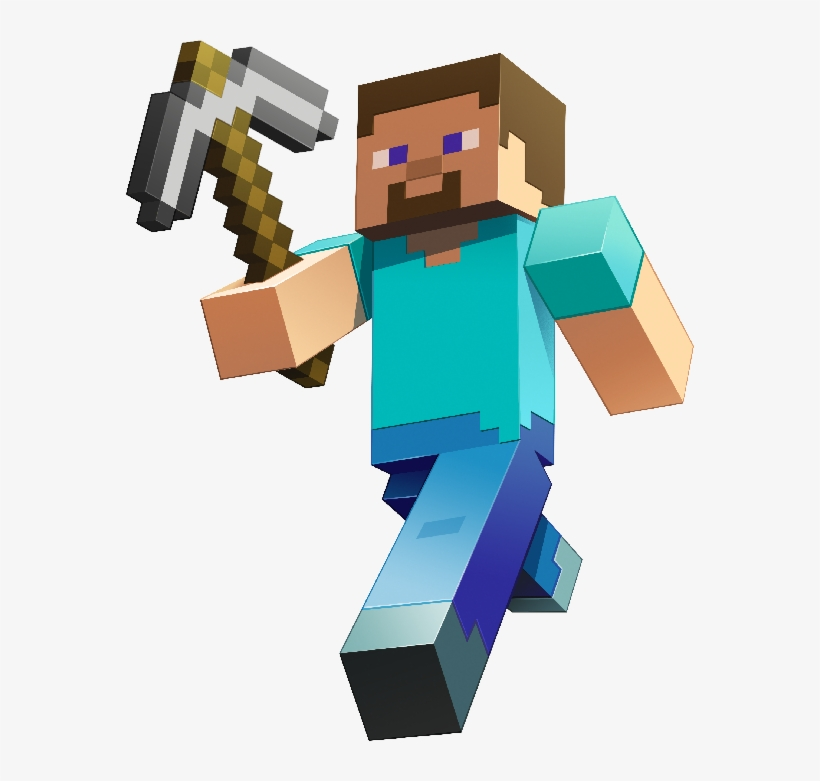 Minecraft Character Art - Mattel Minecraft End Stone Series 6 Mystery Box [36, transparent png #2304592