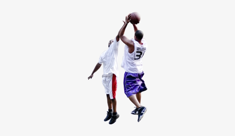 Main People Icon, People Png, People Cutout, Cut Out - People Playing Basketball Png, transparent png #2305860