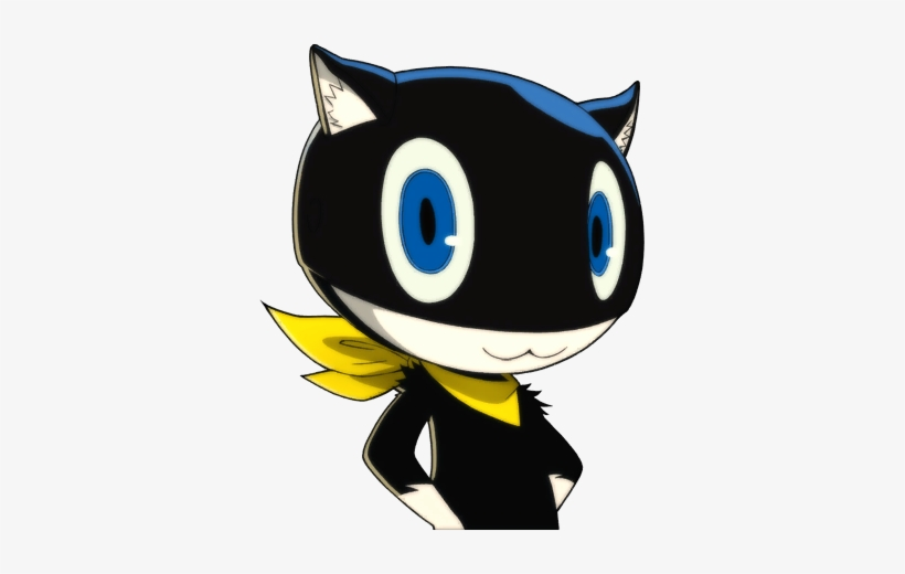 Weegee The God On Twitter - Morgana Persona 5 Portrait, transparent png #2311155