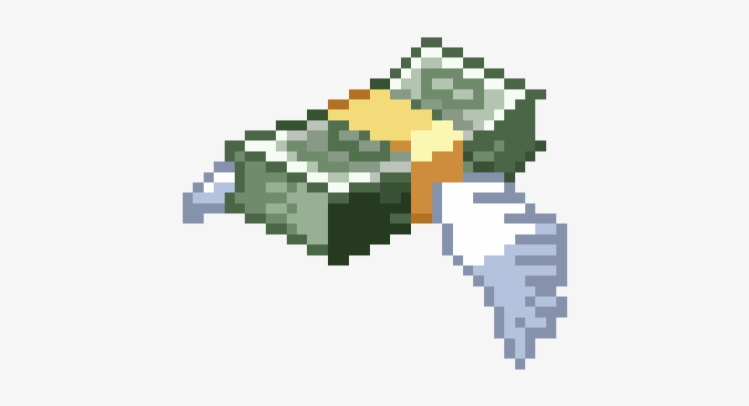 Connorstell - Flying Money Gif, transparent png #2312922