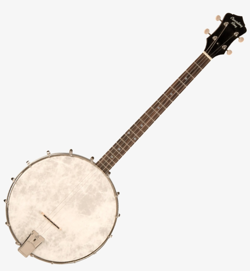 Recording King Rkt-05 Dirty 30s Open Back Tenor Banjo - Recording King Rkoh-05 Dirty 30s Open Back Banjo, transparent png #2314692
