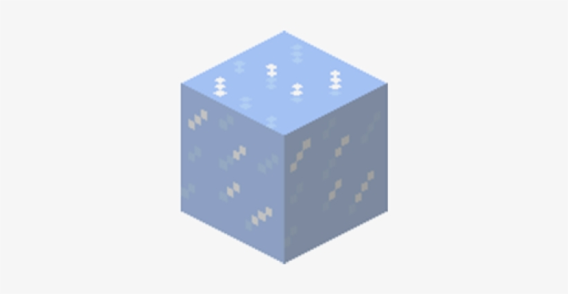 Made In Mc Ice Block Minecraft Transparent Free Transparent Png Download Pngkey Blue ice can be obtained using any tool enchanted with silk touch, though a pickaxe is the fastest. mc ice block minecraft transparent