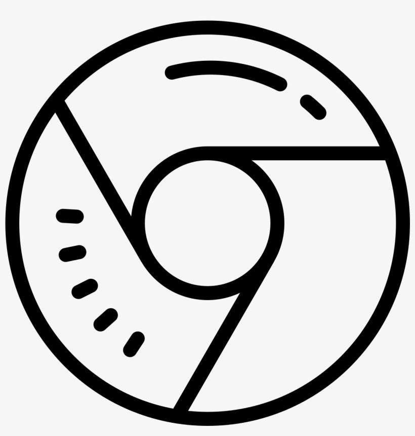Free Chrome Ruler Icon