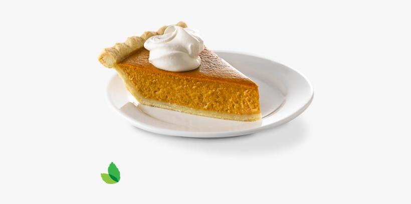 Pumpkin Pie Slice Png, transparent png #2317964