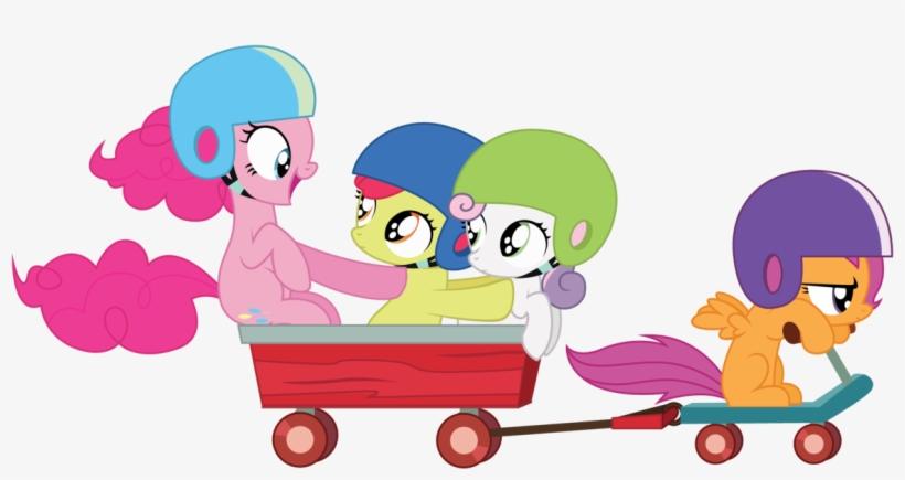 Apple Bloom, Artist - My Little Pony: Friendship Is Magic, transparent png #2318166