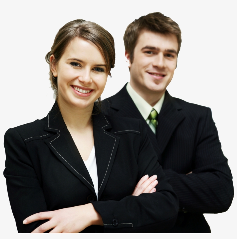 Business Manand Woman,business Man,angrywoman 点力 - Business Man Business Woman, transparent png #2318633