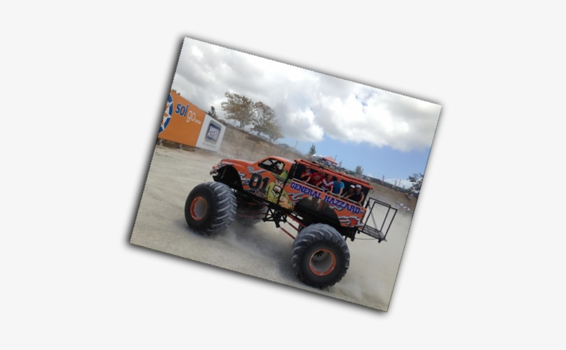 Monster Truck Rides Thursday, Friday, Saturday - Monster Truck, transparent png #2319063