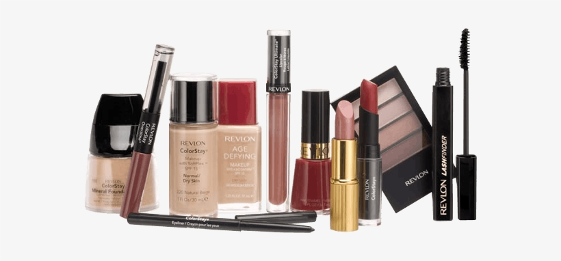 Top 50 Cosmetic Companies Available In India - Revlon Products, transparent png #2319535