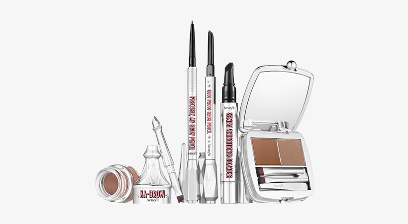Brow Products That Fill & Shape - Benefit Cosmetics Brow Zings Eyebrow Shaping Kit, transparent png #2319711
