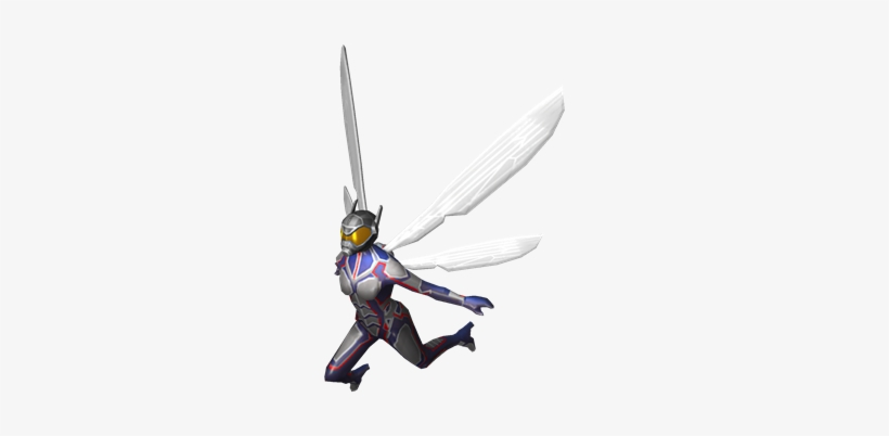 The Wasp Ant Man And The Wasp Roblox Free Transparent Png