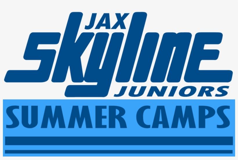 2018 Jax Skyline Summer Camps Announced - Electric Blue, transparent png #2320370
