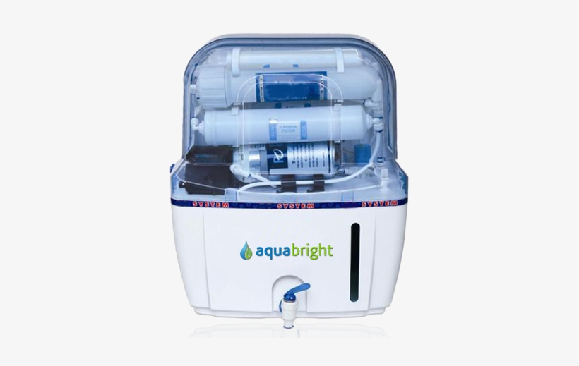 Aquabright Swift Ro Uv Uf Domestic Water Purifer - Aqua Bright Water Purifier, transparent png #2321413