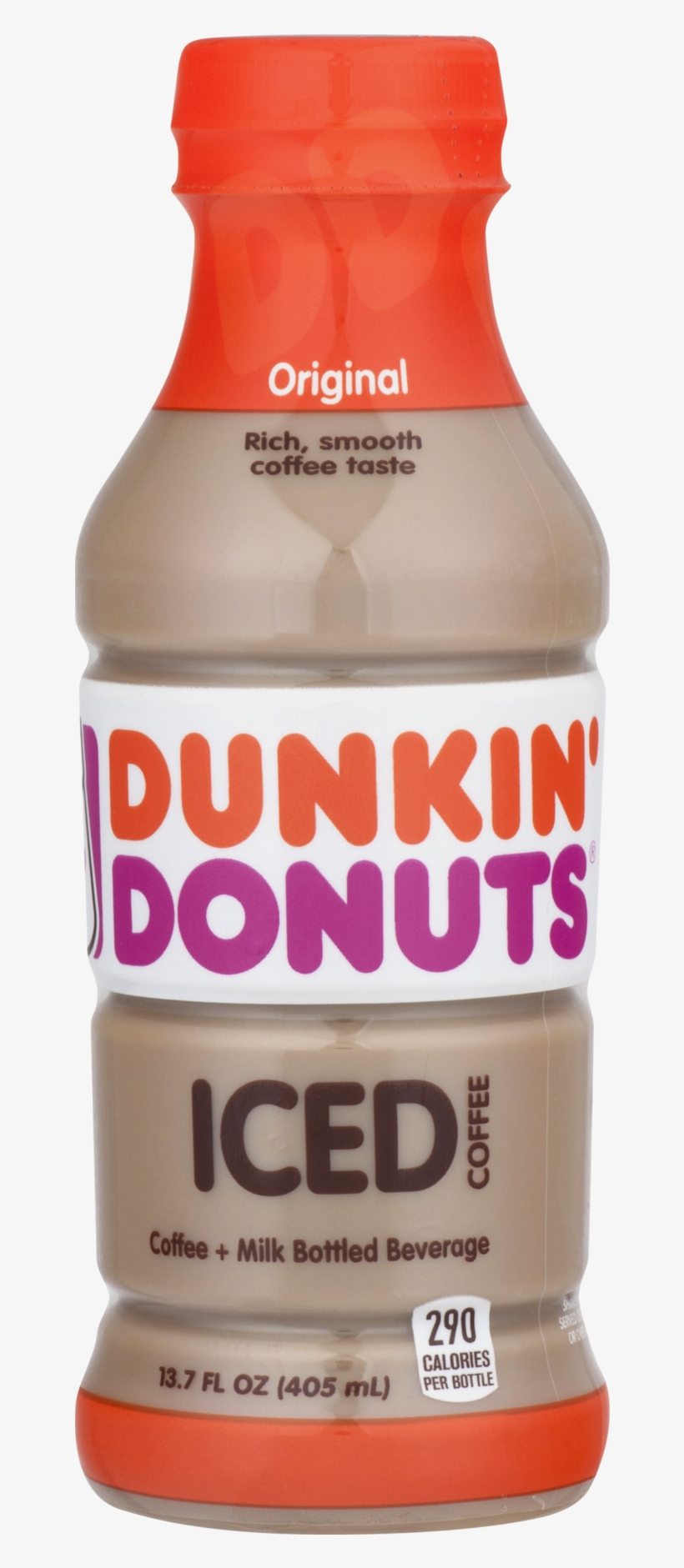 Dunkin Donuts Coffee Png - Dunkin Donuts Bottled Iced Coffee, transparent png #2323129