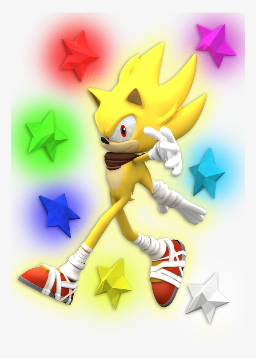 Super Sonic Boom Render Done By Nibroc Rock On Deviantart Free Transparent Png Download Pngkey