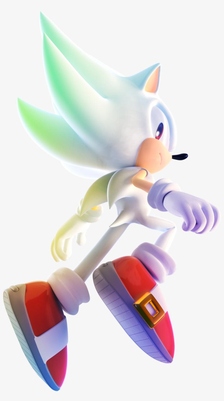 Super Sonic Legacy Render By Nibroc Rock On Deviantart Hyper Sonic The Hedgehog Free Transparent Png Download Pngkey