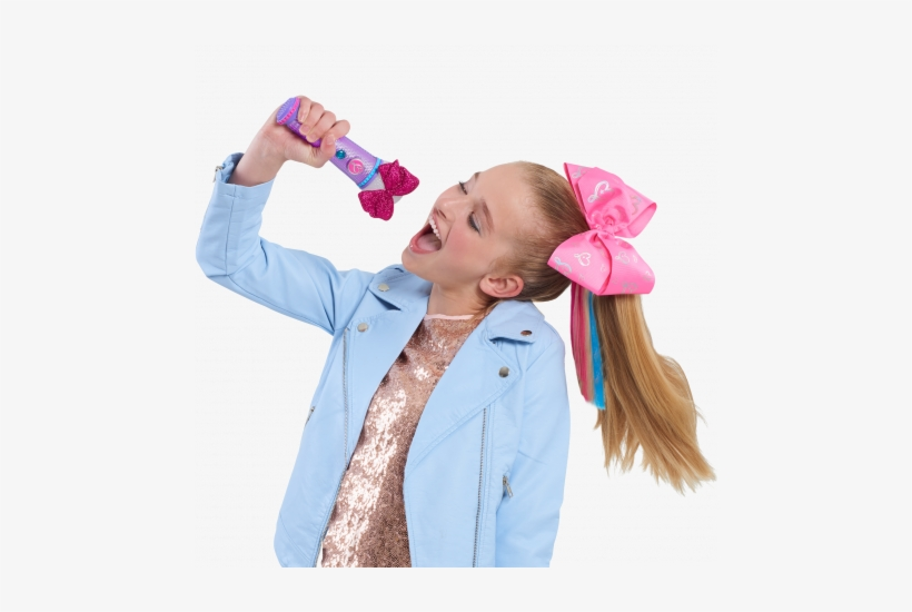 Jojo Siwa Light Up Microphone, transparent png #2326773