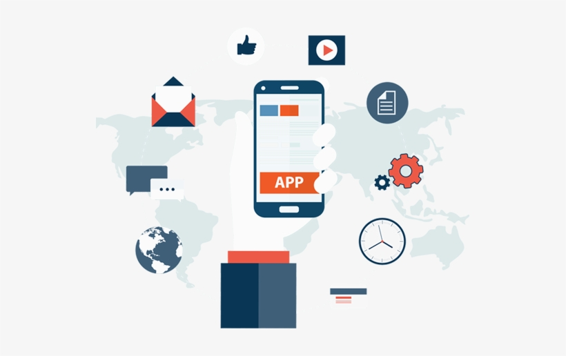 Mobile Apps Development Icon Png - App Design & Development, transparent png #2328368