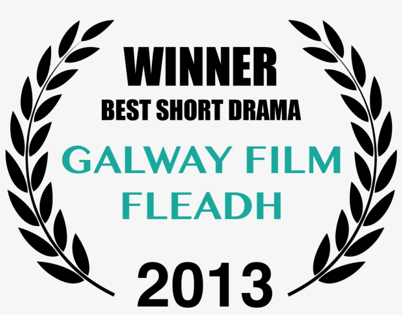 Galway Film Festival Laurels Winner Galway Film Festival - Laurel Wreath Vector Free Ai, transparent png #2328595