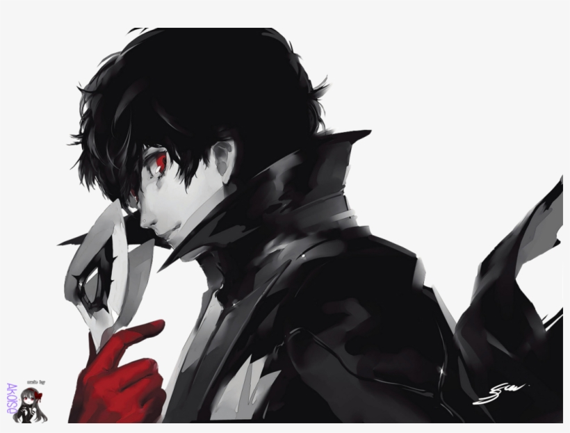 Persona 5 Joker Mask Png - Persona 5 Joker Render, transparent png #2329319
