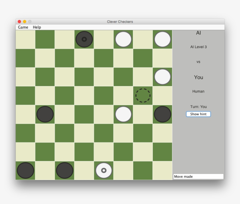 To Create An Interactive Checkers Game With A Playable - Dama Juego De Mesa, transparent png #2329803