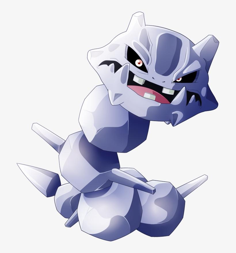 Pokemon Shiny-steelix Is A Fictional Character Of Humans - Mega Steelix Bind, transparent png #2329914