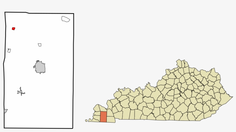 Map Of Kentucky Counties - Free Transparent PNG Download - PNGkey