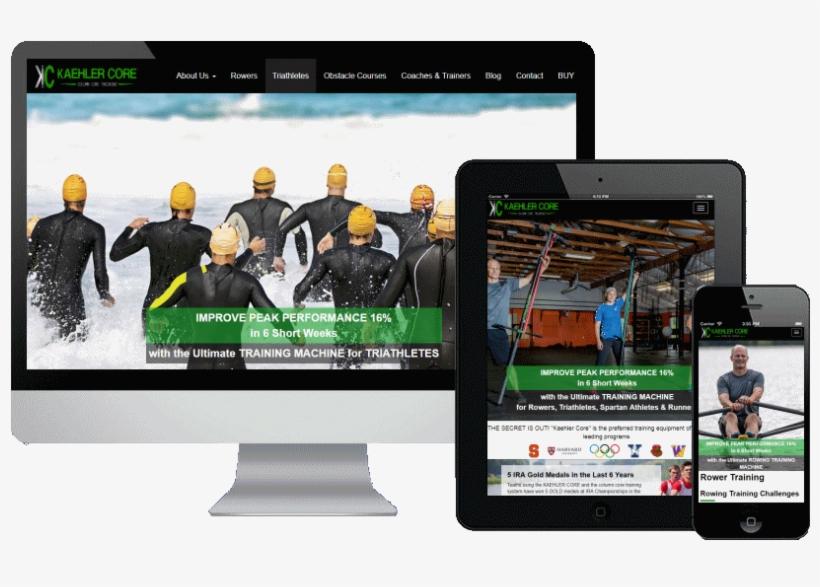 Website Design For Product Websites - Website Design, transparent png #2330870