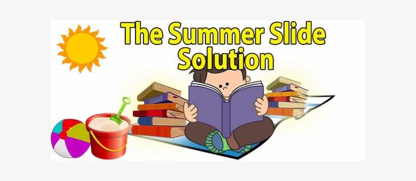 Image Download Summer Learning Opportunities Newsletters - Summer Slide Clipart, transparent png #2331605
