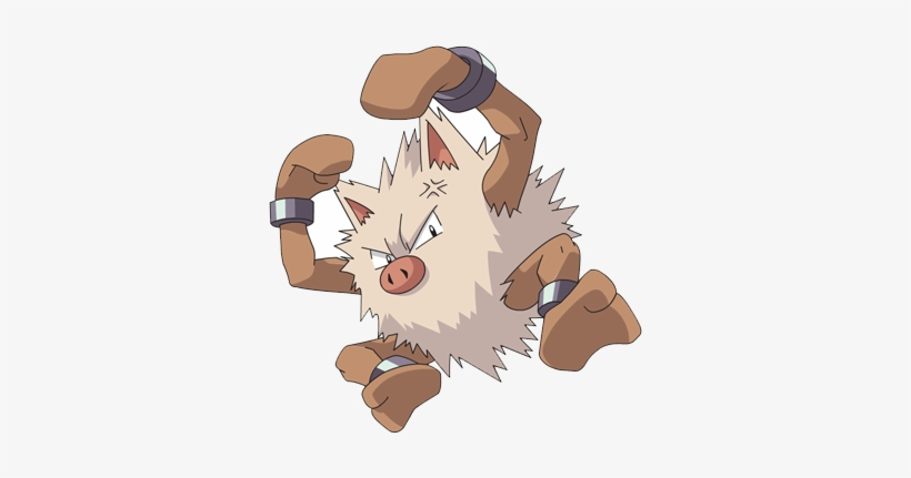 Primeape Is This High Up Because It Just Cracks Me - Primeape Pokemon Go, transparent png #2331818
