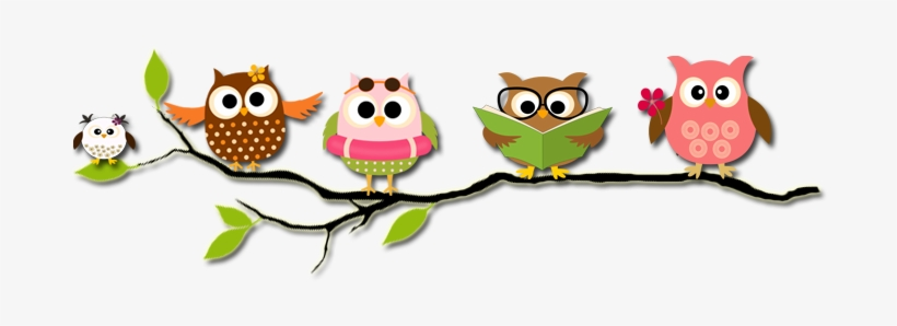 Download Owl Always Be Reading - Owl Books Clipart Png PNG Image ...