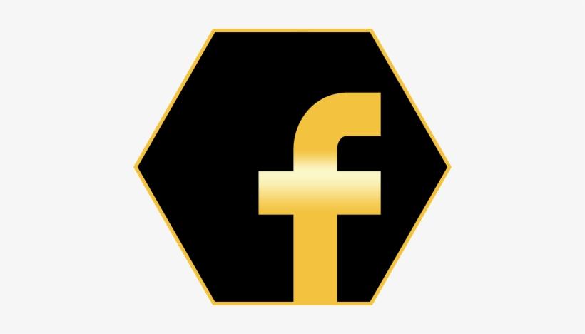 Hex Horus On Facebook - Transparent Circle Logo Facebook Png, transparent png #2334785