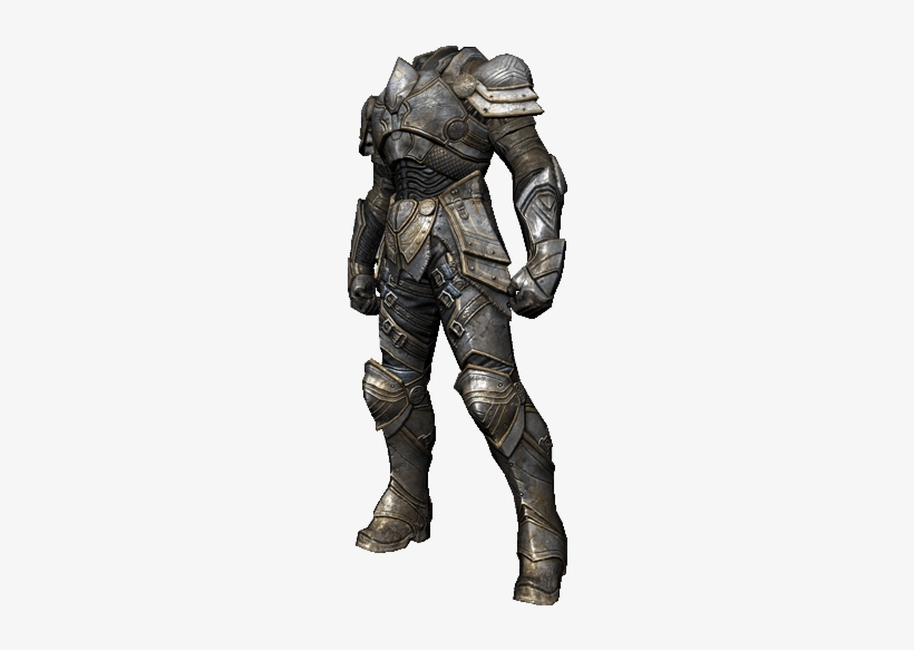 Steel Plate Armor - Infinity Blade Plate Armor - Free