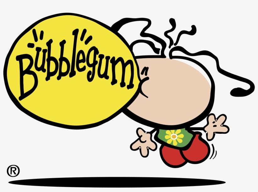 Bubblegum Logo Png Transparent - Alter-ego Trip: Big Sticker