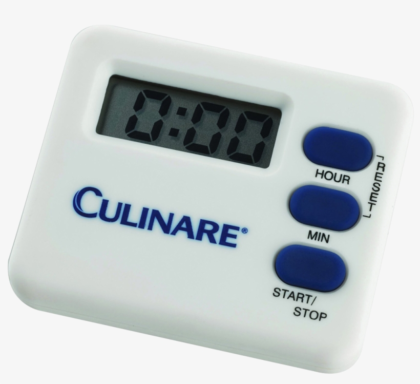 Digital Timer Png Photo - Culinare Advanced One Touch Can Opener, White, transparent png #2336140