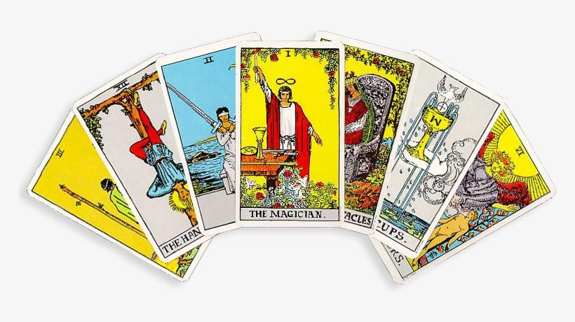 Tarotcards Clipart Rider Deck - Tarot Cards Rider Waite Png, transparent png #2337425