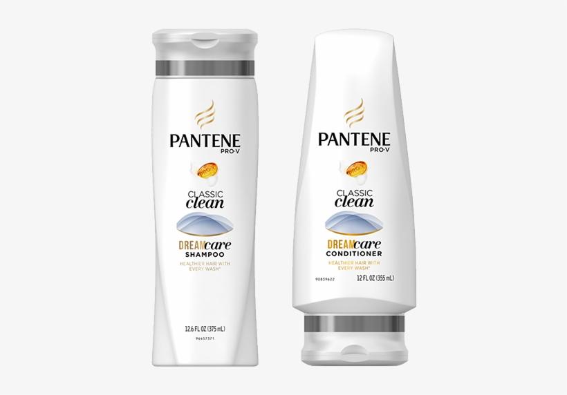 Pantene Pro-v Shampoo And Conditioner - Shampoo Conditioner, transparent png #2342744