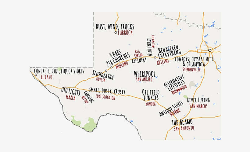 Detail Map Of Texas.Urban Map Of Texas Free Transparent Png Download Pngkey