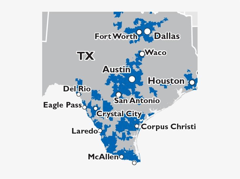 Map Of Texas Showing Laredo.Map Image Showing Spectrum S Texas Coverage Spectrum Coverage Map