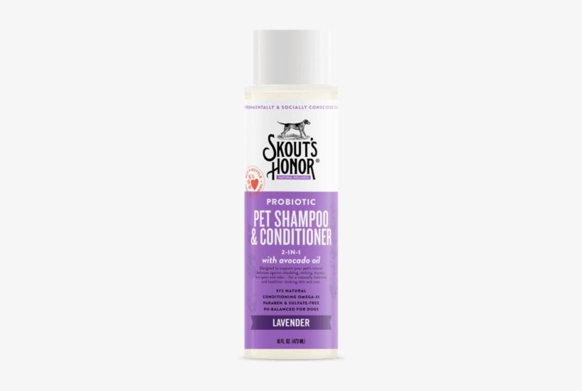 Probiotic Shampoo & Conditioner - Skout's Honor Urine Destroyer Size: 64 Fl Oz, transparent png #2343319