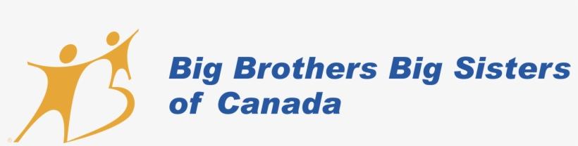 Big Brothers Big Sisters Of Canada Logo Png Transparent - Big Brothers Big Sisters North Durham, transparent png #2345096
