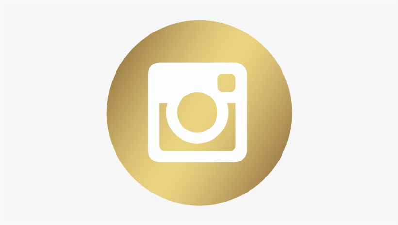Image - Gold Instagram Icon Png, transparent png #2345668
