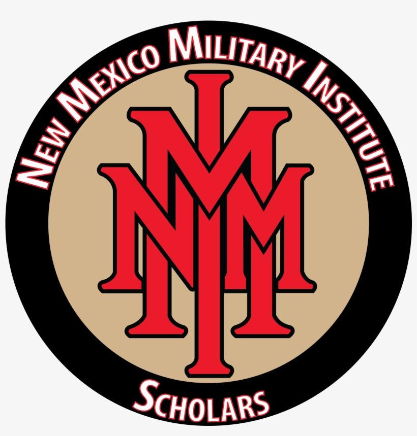 Nmmi Scholars Program - New Mexico Military Institute Logo, transparent png #2347921