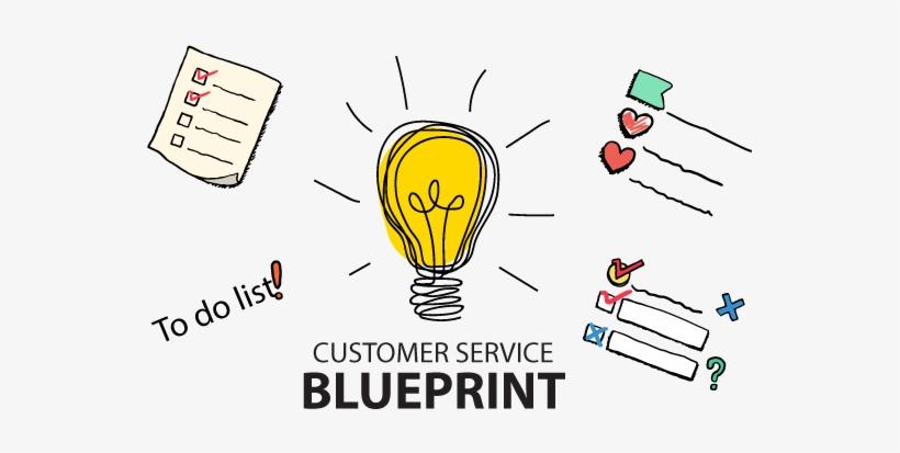 Article Customer Service Blueprint News - Idea Phone Case - Iphone 6 Plus/6s Plus, transparent png #2350195