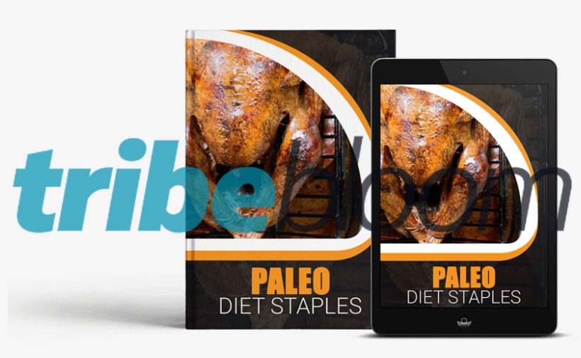 Paleo Staples Plr Report - Graphic Design, transparent png #2352616