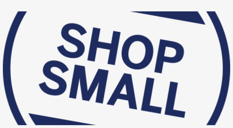Small Business Saturday Serves To Support And Promote - Small Business Saturday Logo, transparent png #2353474