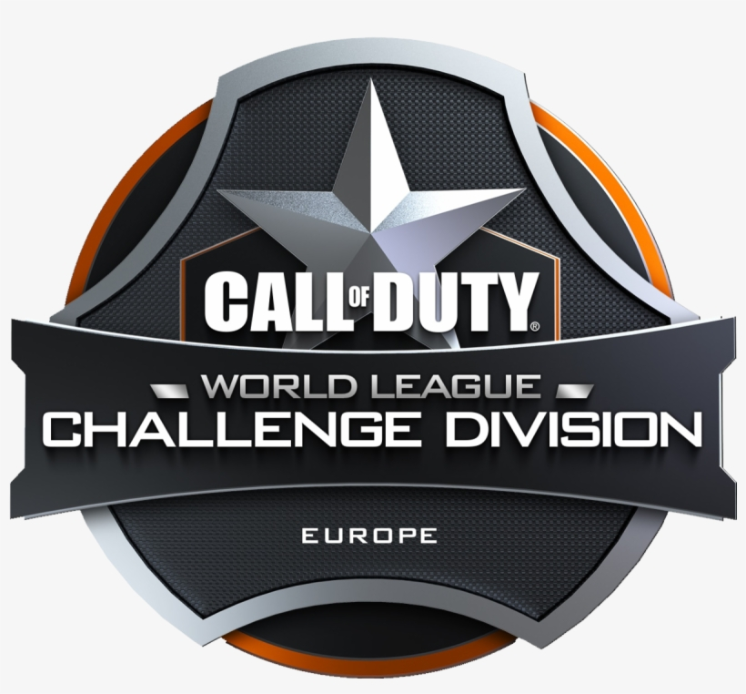 Cwl/2016 Season/europe/stage 2/challenge Division/esl - Call Of Duty World League Logo, transparent png #2354408
